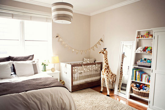 Decor Ideas Master Bedroom with Nursery Cest Maris